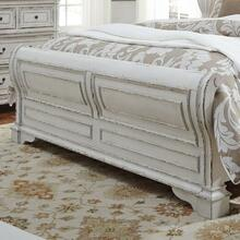 See Details - King Sleigh Footboard