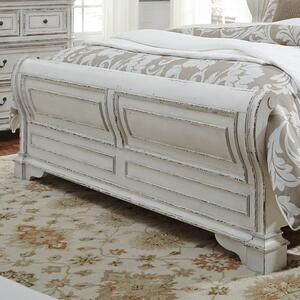 Liberty Furniture Industries - King Sleigh Footboard