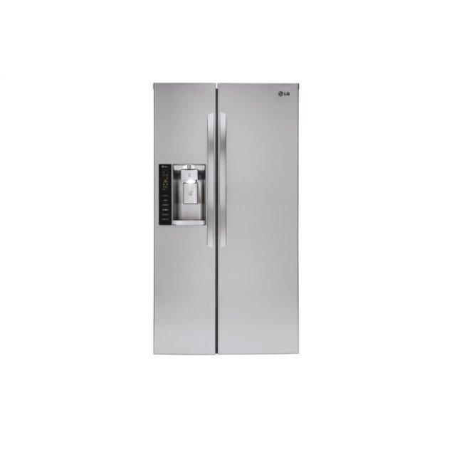 LG Appliances 26 cu. ft. Side-By-Side Refrigerator