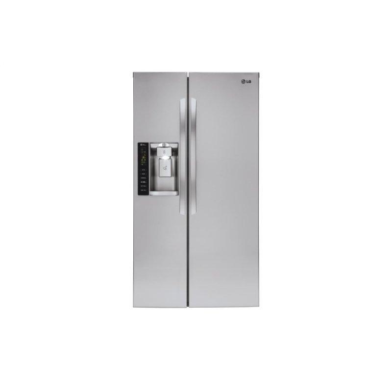 LG 26 cu. ft. Side-By-Side Refrigerator