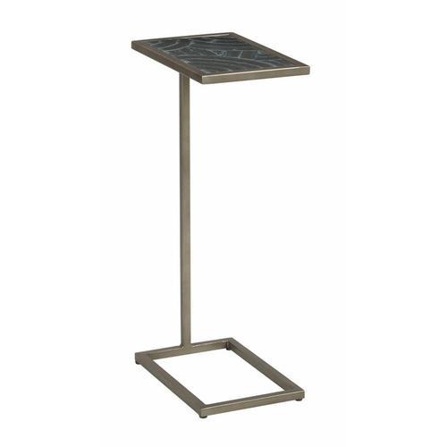 "DECO GLASS ""C"" TABLE"