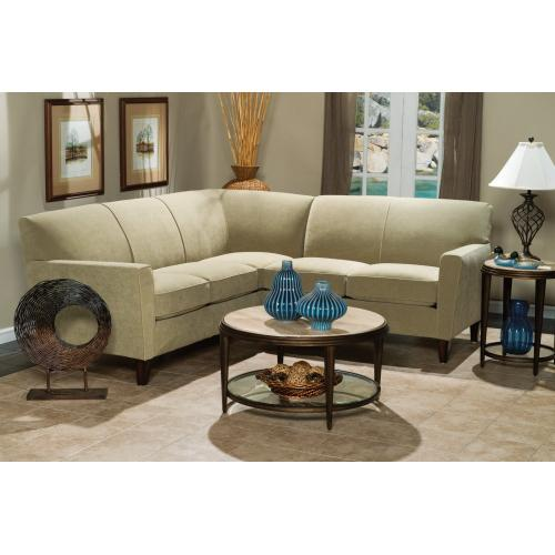 RED HOT BUY! Seville Round Coffee Table