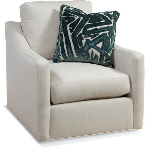 Braxton Culler Inc - Oliver Swivel Chair