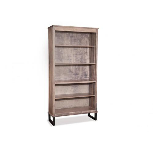 Handstone - Cumberland Bookcase w/3 Adjustable Shelves
