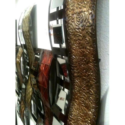 """Crestview Collections - """"Clayton"""" Wall Sculpture"""