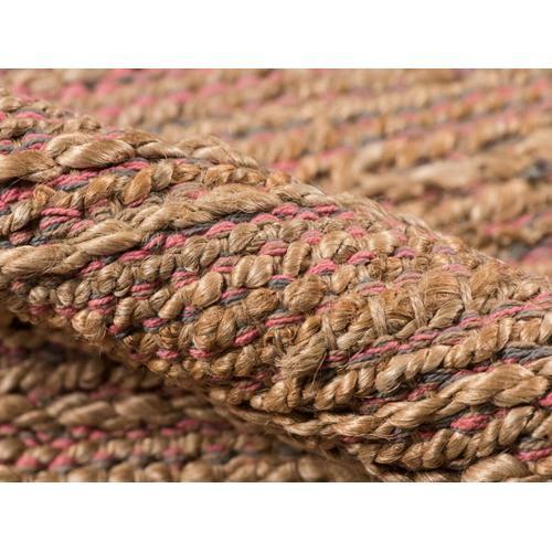 Amer Rugs - Naturals Nat-4 Pink