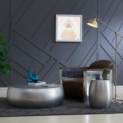 Product Image - Nada Side/ End Table, Aluminum
