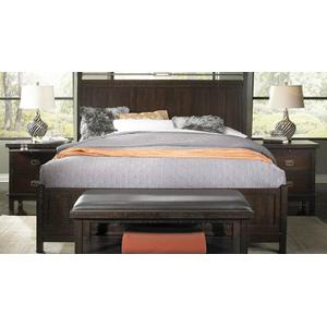A America - Queen Panel Bed