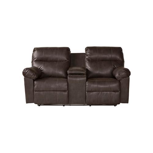 Hughes Furniture - 5900 Dbl Reclining Love