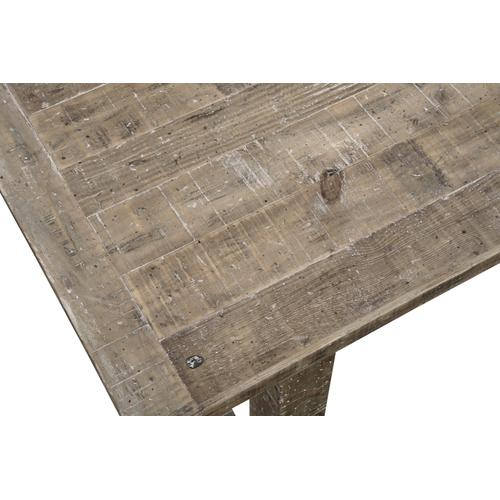 Interlude Gathering Height Dining Table, Sandstone Buff D560-13-05