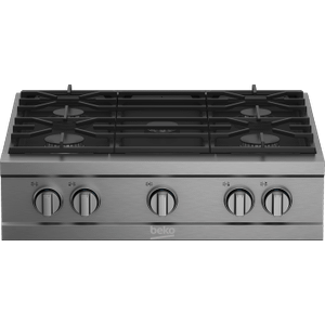 "Beko30"" Stainless Steel Pro-Style Built-in Gas Range Top"