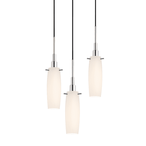 Candela Tulip 3-Light Pendant