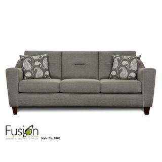 Apex Cinder Sofa