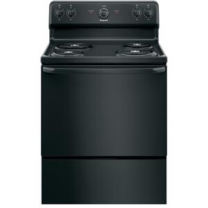 """Hotpoint® 30"""" Free-Standing Electric Range Product Image"""