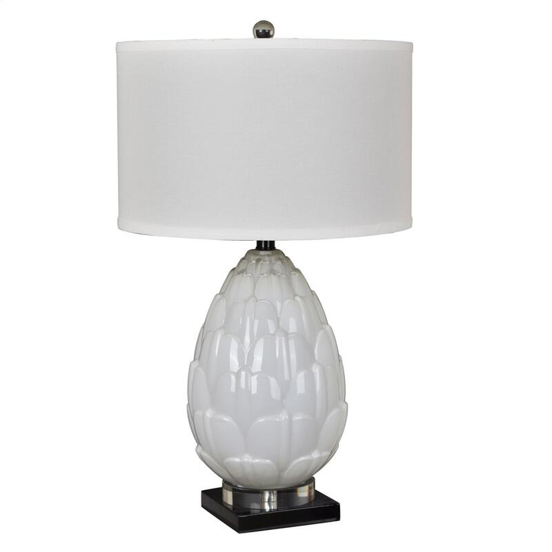 Artichoke Table Lamp