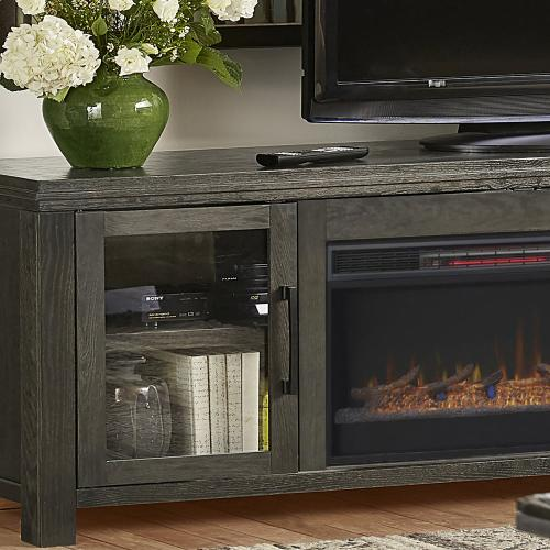 """Tybee 85"""" Fireplace Console"""