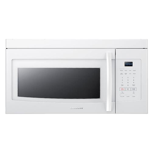 Samsung - 1.6 cu. ft. Over The Range Microwave