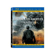 Battle: Los Angeles (4K-Mastered) - Blu-ray