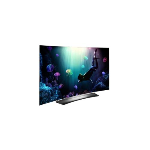 "C6 Curved OLED 4K HDR Smart TV - 65"" Class (64.5"" Diag)"