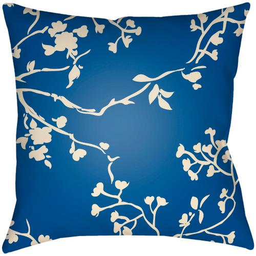 """Chinoiserie Floral CF-007 20""""H x 20""""W"""