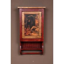 """Product Image - #439 Richmond Wall Cabinet 18""""wx7.5'dx33""""h"""