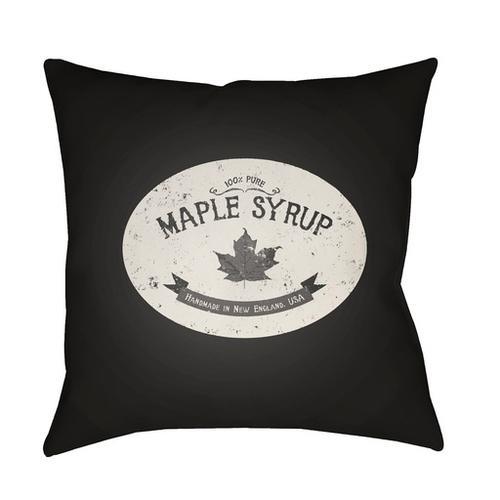 "Maple Syrup SYRP-002 18""H x 18""W"