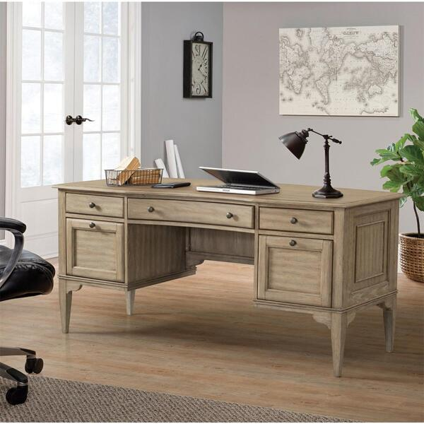 Myra - Writing Desk - Natural Finish