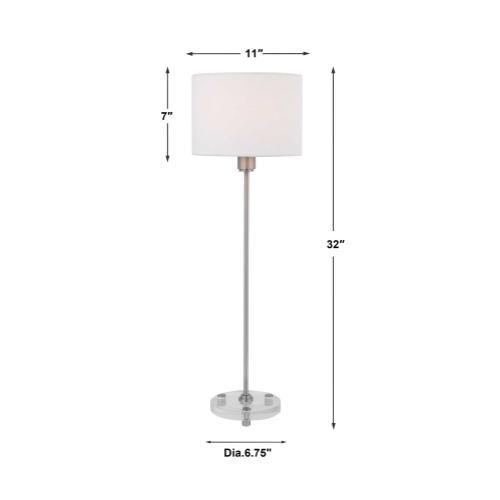 Wick Buffet Lamp