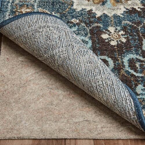 "Touchstone Deveron Blue Teal 3' 6""x5' 6"""