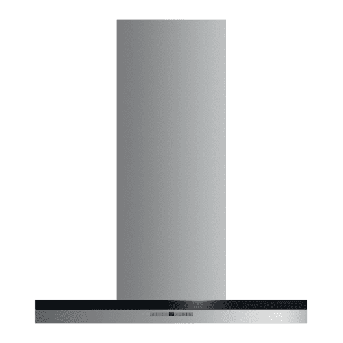 "Fisher & Paykel - Wall Range Hood, 30"", Box Chimney"