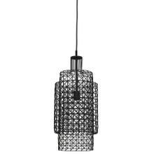 See Details - 2905412 - Hanging lamp 26x58 cm DEBBY black