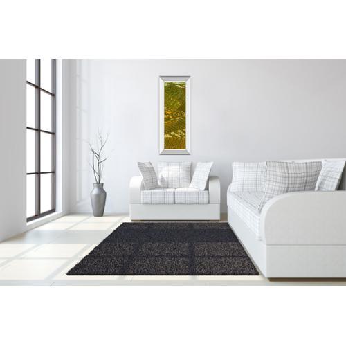 """Vineyard Batik I"" By Andrea Davis Mirror Framed Print Wall Art"