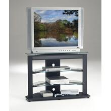 "See Details - Black TV Stand - 42"""