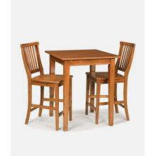 Lloyd 3 Piece Bistro Set