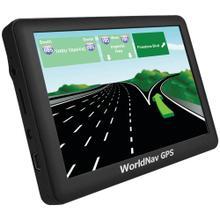 "WorldNav 5880 High-Resolution 5"" Truck GPS with Bluetooth®"