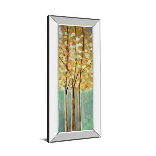 """Shandalee Woods Il"" By Susan Jill Mirror Framed Print Wall Art"