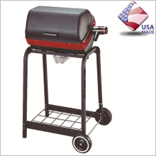 See Details - 9320 Deluxe Electric Cart Grill