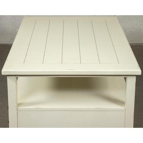 Sullivan - Coffee Table - Country White Finish