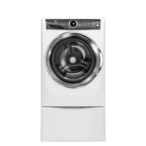 Front Load Perfect Steam™ Washer with LuxCare® Wash and SmartBoost® - 4.4 Cu.Ft. Product Image