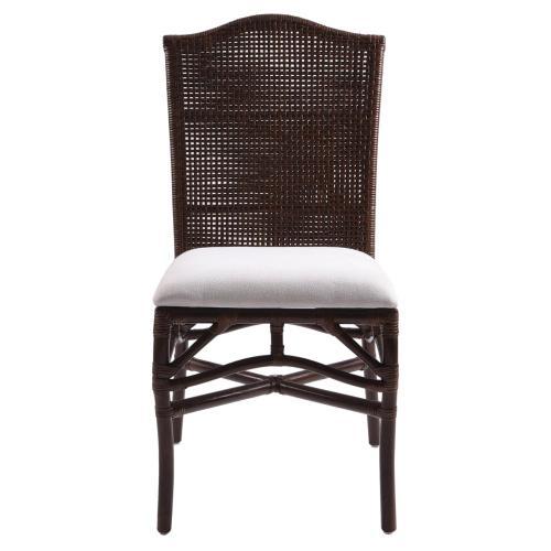 Lilou Rattan Chair, Paloma Brown