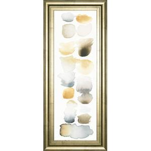 """""""Watercolor Swatch Panel Il"""" By Elyse De Neige Framed Print Wall Art"""