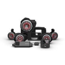 View Product - PMX-3, 1500 Watt, Front Color Optix™ Speaker, Subwoofer & Rear Speaker Kit for Select Polaris® RZR® Models (Gen-3)