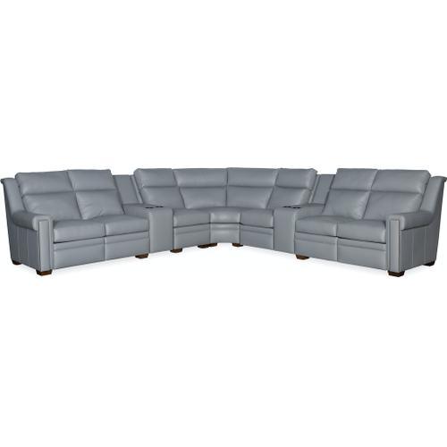 Bradington Young Imagine Armless Chair Full Recline 960-33
