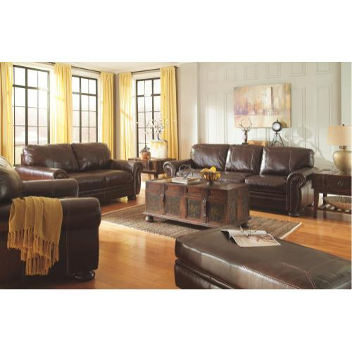 Banner Oversized Chair Ottoman