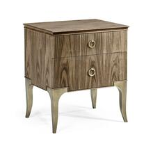 Hamilton Golden Amber Nightstand