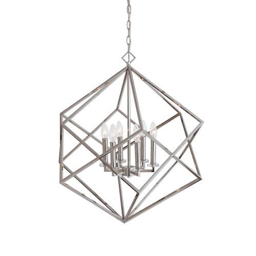 Euclid, 6 Lt Pendant