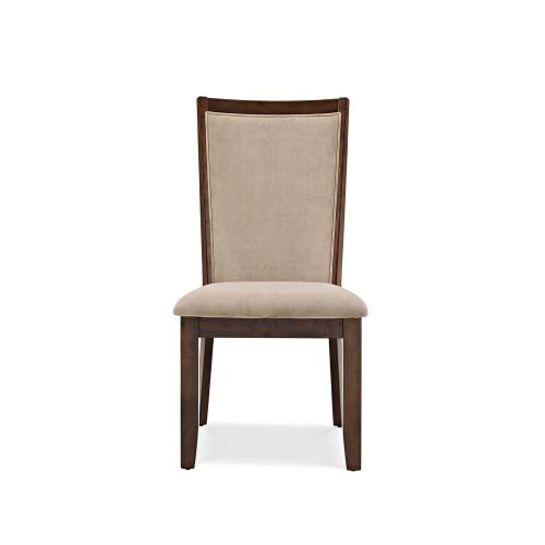 Briana Side Chair, Camel