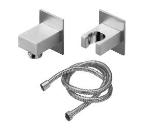 Wall Mounted Handshower Kit - Rectangle Product Image