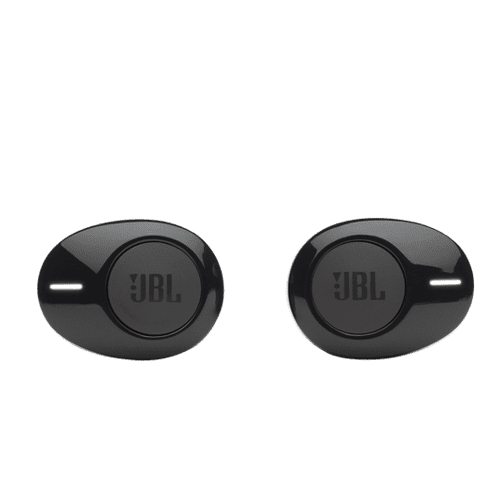 JBL TUNE 120TWS Truly wireless in-ear headphones.
