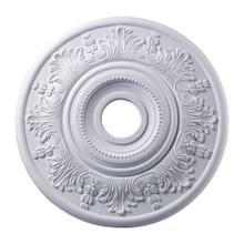 See Details - Laureldale Medallion 21 Inch in White Finish